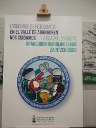 Imagen Exposición «En el Valle de Aranguren nos cuidamos»