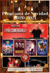 Imagen Agenda cultura Navidad 2020-enero 2021