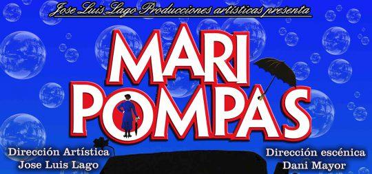 """Imagen ANTZERKIA ETA BURBUILAK: """"Mari Pompas"""" – Jose Luis Lago produkzioak"""