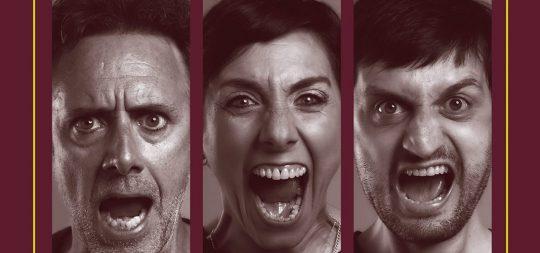 """Imagen COMEDIA: """"Mentiras Cotidianas"""" de Producciones Maestras"""