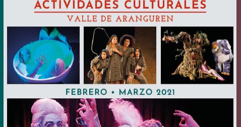 Imagen Ya está disponible la agenda cultural de Febrero y Marzo