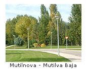 Jardín Mutilnova de Mutilva Baja